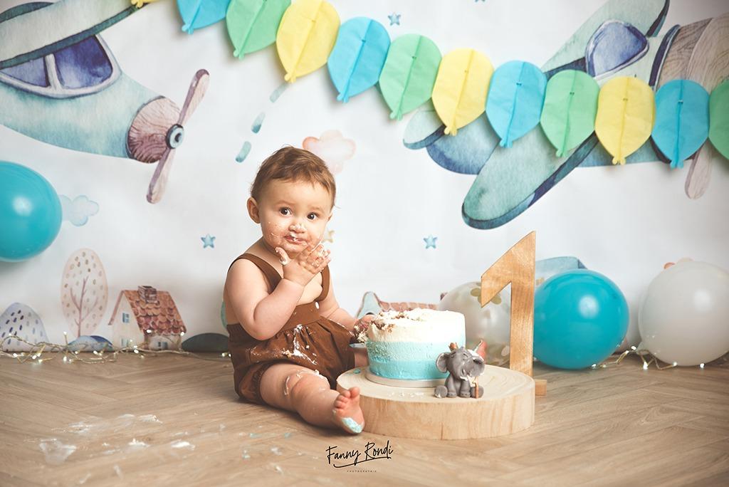smash the cake Sohan