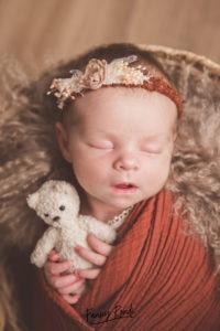 baby girl shooting dijon