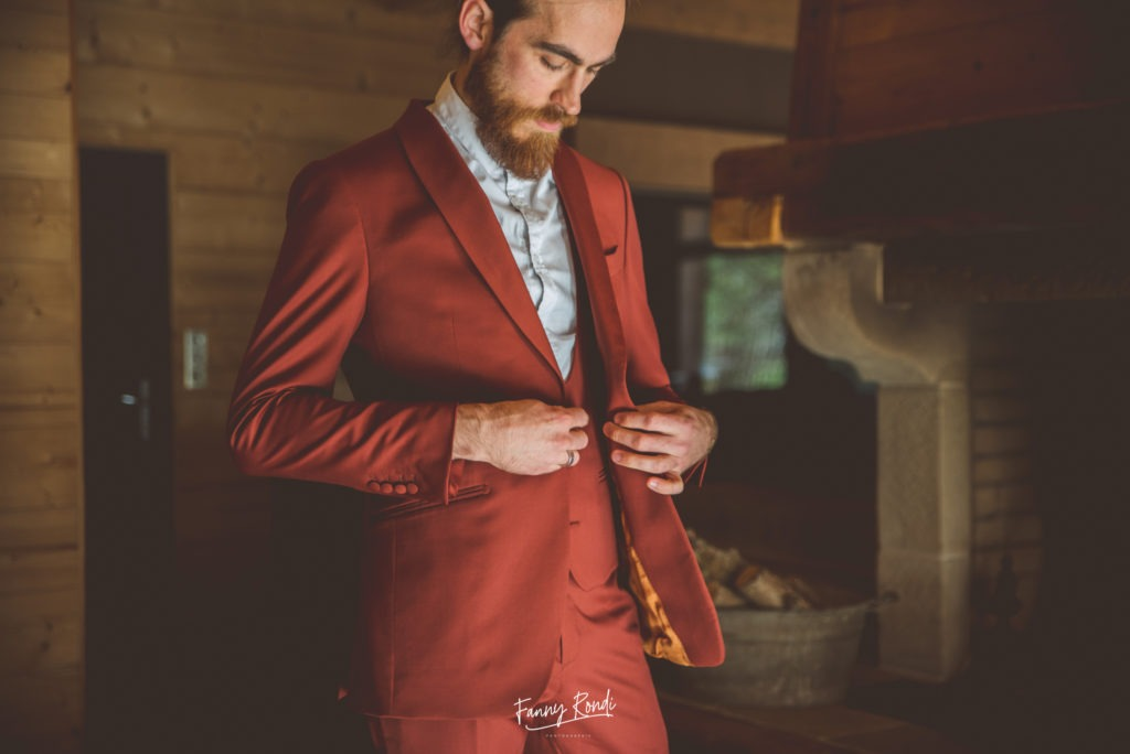 Photographe préparatifs mariage