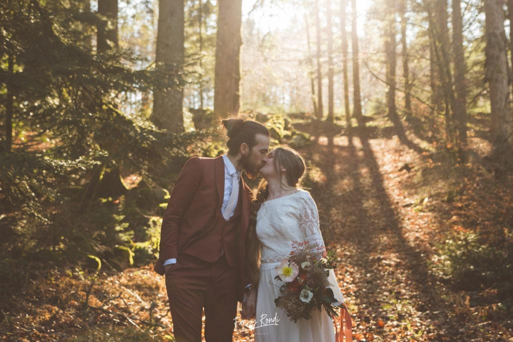 Couple mariage Alsace