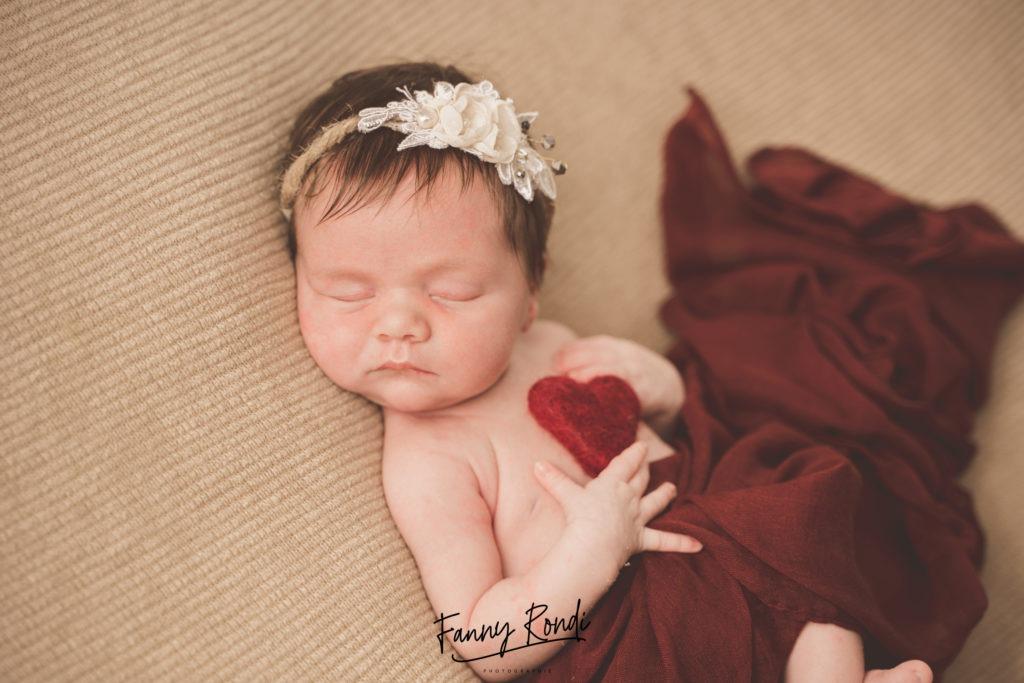 nouveau né coeur